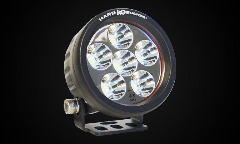 HKRS18 Hard Korr 18w Round Driving Light Spot Beam