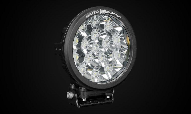 Hard Korr XDR270FB Round LED 4wd Driving Light Flood Beam