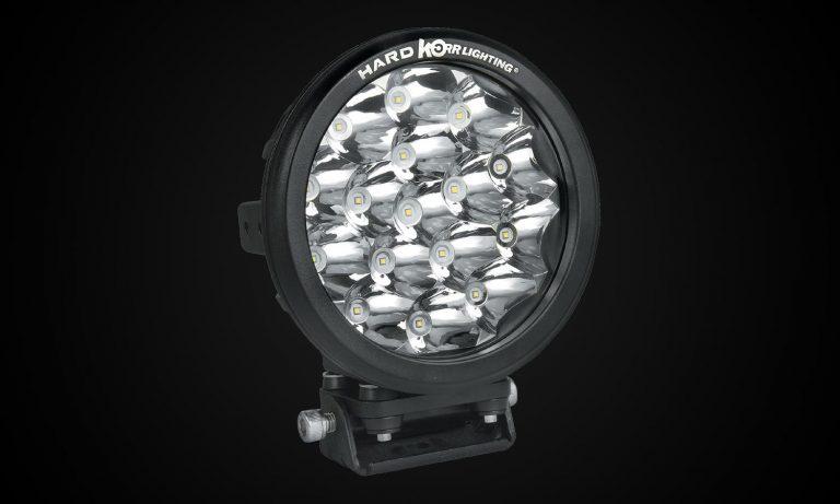 Hard Korr XDR510B LED Round Driving Light Spot Beam