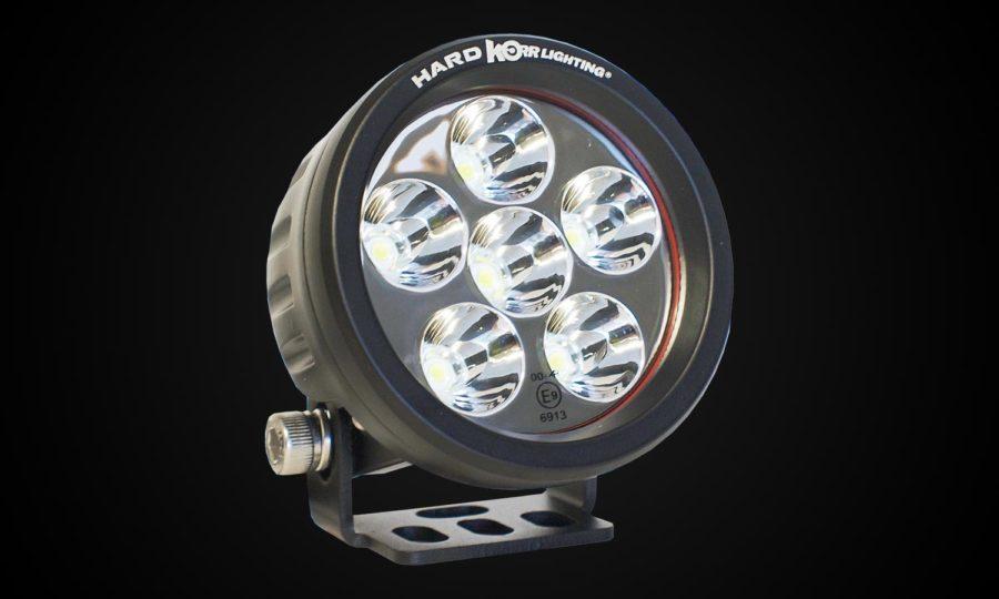 Hard Korr 18w round spot light