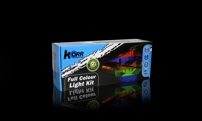 Full Colour Led Boat Light Kit Hard Korr Nz