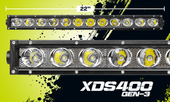 "Hard Korr 22"" single row LED Light bar"