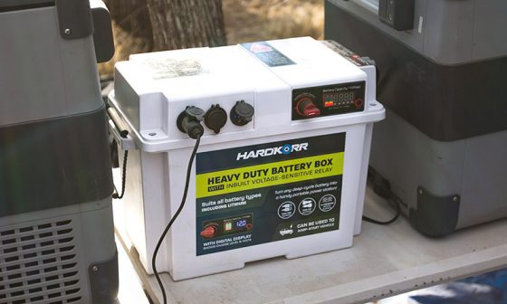Deep Cycle Batteries & Battery Boxes
