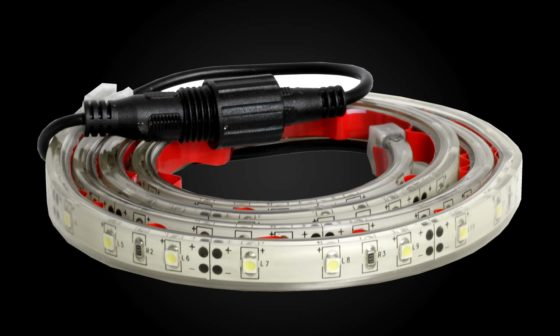 Hard Korr Low Powered Flexible Tape Light