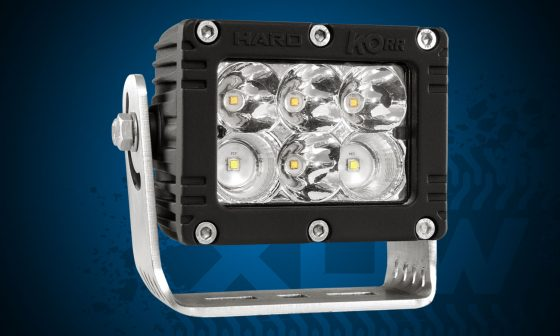 Hard Korr 30w heavy duty LED driving or work light