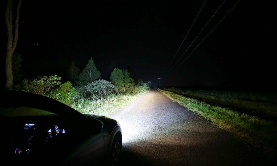 Hard Korr 30w heavy duty LED driving or work light