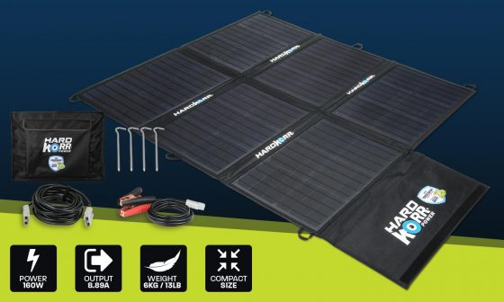 160w light weight portable solar blanket