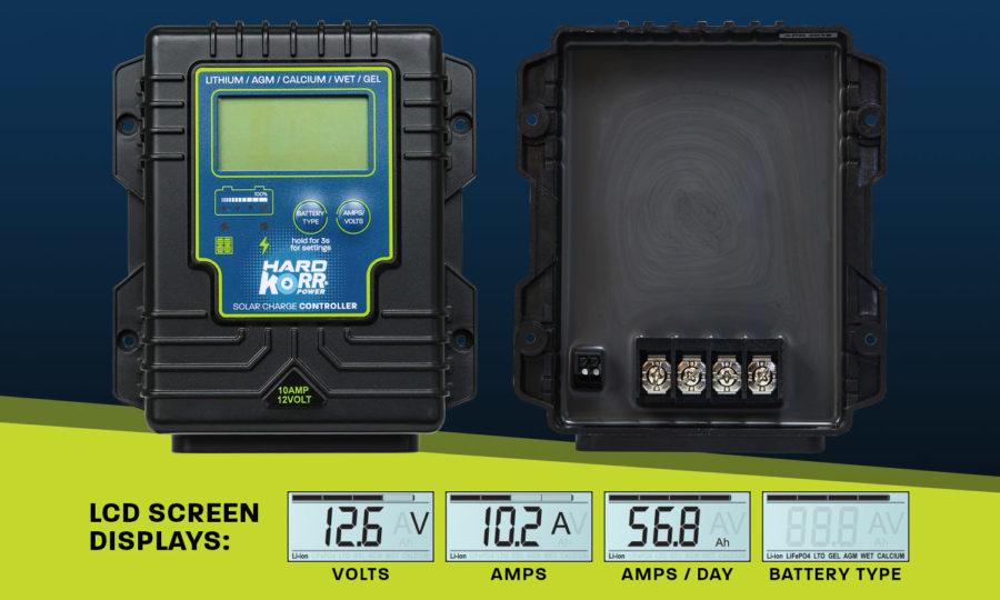 Hard korr new lithium compatible regulator