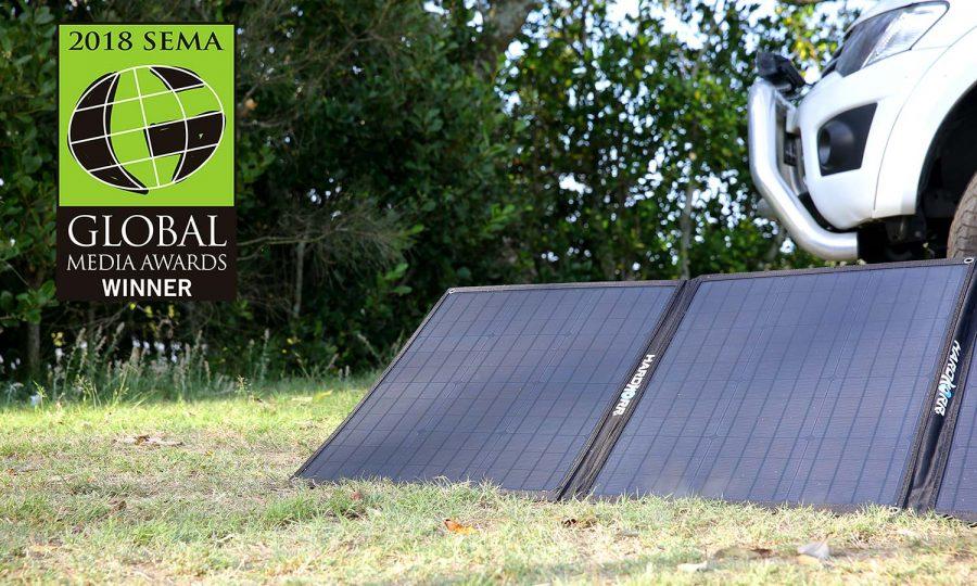 200w heavy duty portable solar panels