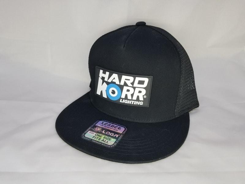 Hard Korr Lighting Black Trucker