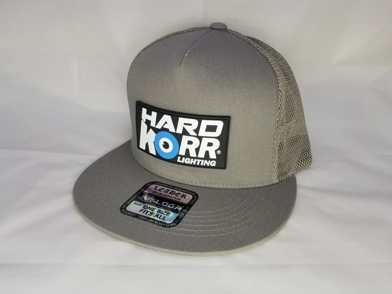 Hard Korr Lighting Grey Trucker