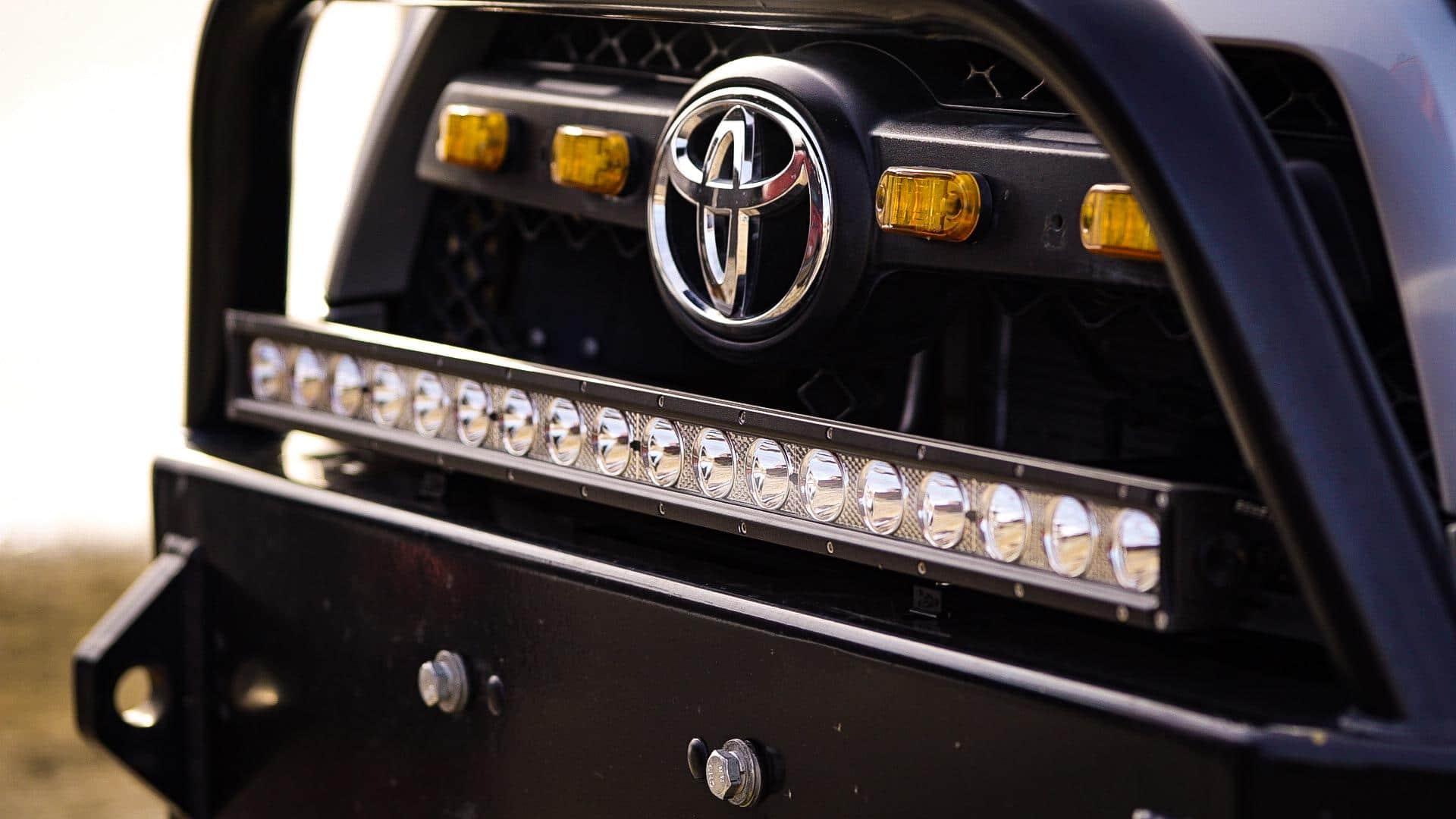 Xd Series 31 9 Quot 54w Single Row Led Light Bar Xds440 Hard Korr Usa