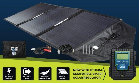 Portable Overland Solar Panels Hard Korr Usa